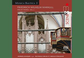 Andrezej Szadejko - Orgelwerke Vol.2 Musica Baltica 3  - (SACD Hybrid)