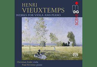 Euler,Christian,  Rivinius,Paul - Werke für Viola  - (SACD Hybrid)
