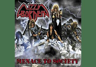 Lizzy Borden - Menace To Society  - (Vinyl)