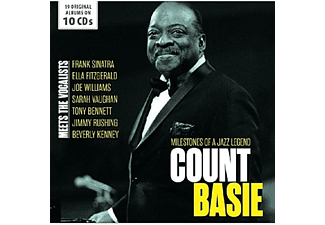 Count Basie - Meets The Vocalists  - (CD)