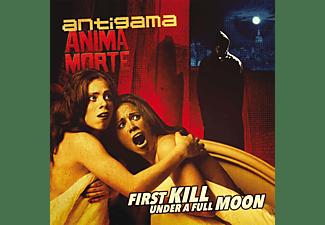 Antigama, Anima Morte - Split LP: First Kill Under A Full Moon (Vinyl LP)  - (Vinyl)