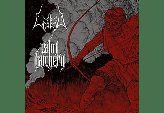 Lago, Calm Hatchery - Split EP: Lago / Calm Hatchery (Vinyl Single)  - (EP (analog))