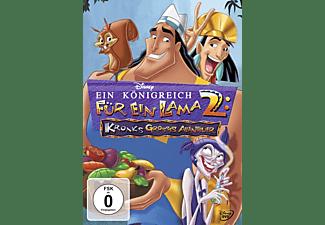 Ein Königreich für ein Lama 2 (ohne SC Branding)  DVD