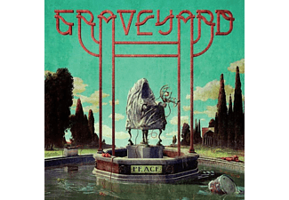 Graveyard - Peace - (CD)