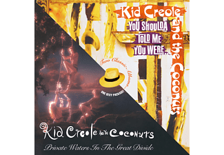 Kid Creole And The Coconuts - Private Waters In The Great Divide/You Shoulda Told Me You Were (CD)