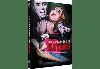 DIE 7 PRANKEN DES SATANS(MEDIABOOK B/+DVD/LTD) Blu-ray