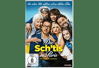 Die Sch'tis in Paris - Eine Familie auf Abwegen DVD