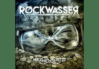 Rockwasser - Hier.Heute.Jetzt  - (CD)