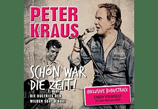 Peter Kraus - Schön war die Zeit!  - (CD)