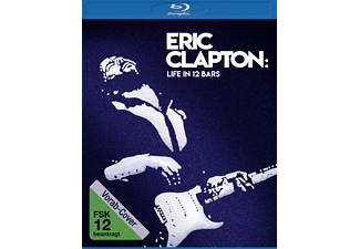 Eric Clapton: A Life in 12 Bars Blu-ray