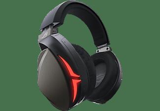 Auriculares gaming - Asus ROG Strix Fusion 300, micrófono, multiplataforma, Binaurale, Diadema,Negro