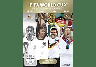 FIFA WORLD CUP 54 * 74 * 90 * 14 - Die offiziellen Filme der Turniere DVD