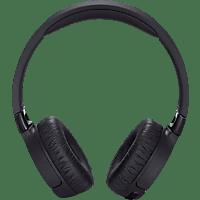JBL TUNE600BTNC, On-ear Kopfhörer Bluetooth Schwarz