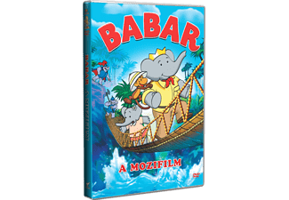 Babar - a mozifilm (DVD)