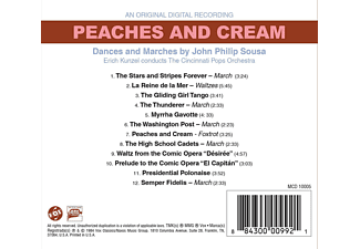 Cincinnati Pops Orchestra - Peaches And Cream  - (CD)