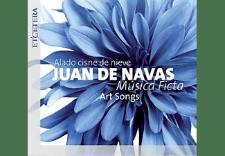 Musica Ficta - Alado Cisne De Nieve  - (CD)