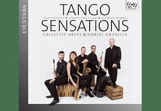 Daniel Gruselle, Collectif Arsys - Tango Sensations  - (CD)