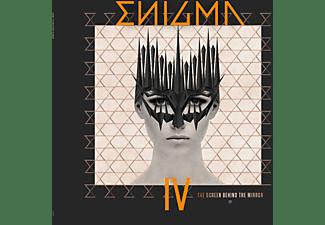 Enigma - The Screen Behind The Mirror (Coloured Orange 180g)  - (Vinyl)