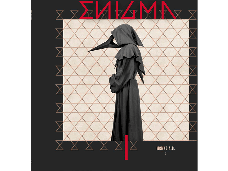 Enigma - MCMXC a.D. (Coloured Red 180g) [Vinyl]