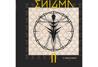 Enigma - The Cross of Changes (Coloured Yellow 180g)  - (Vinyl)