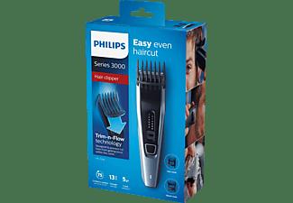 PHILIPS HC 3530/15 Haarschneider Hellblau/Schwarz