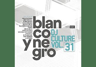 VARIOUS - Blanco Y Negro DJ Culture Vol.31  - (CD)