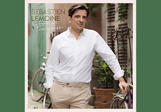 Sebastien Lemoine - Chanson Francaise  - (CD)