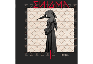 Enigma - MCMXC a.D. (Coloured Red 180g)  - (Vinyl)