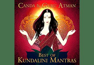 Canda, Guru Atman - BEST OF KUNDALINI MANTRAS  - (CD)