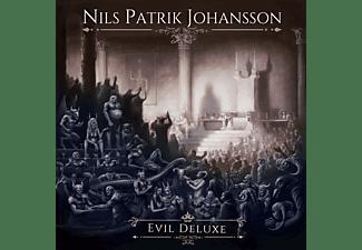 Nils Patrik Johansson - Evil Deluxe (Digipak)  - (CD)
