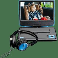 LENCO DVP-910 Trabarer DVD-Spieler, Blau