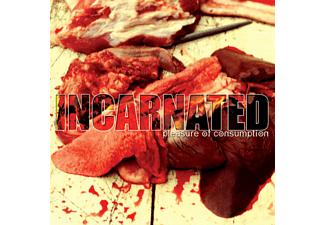 Incarnated - Pleasure Of Consumption  - (CD)