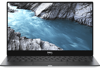 DELL XPS 13 9370, Notebook mit 13.3 Zoll Display, Core™ i7 Prozessor, 16 GB RAM, 512 GB SSD, Intel® HD-Grafik 620, Platinum/Silber