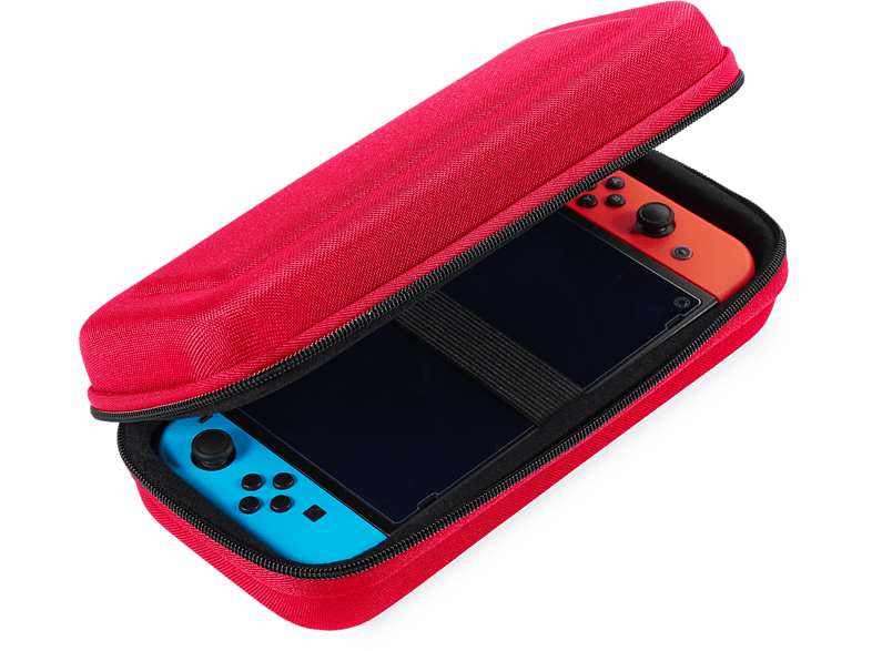 BIGBEN NINTENDO Switch draagtas (SWITCHPOUCHLRED)