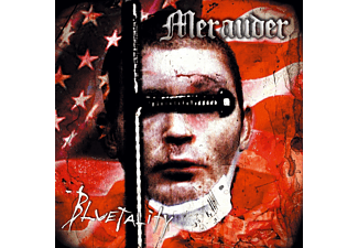 Merauder - Bluetality (Black Vinyl)  - (Vinyl)