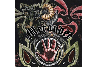 Merauder - Five Deadly Venoms (Black Vinyl)  - (Vinyl)