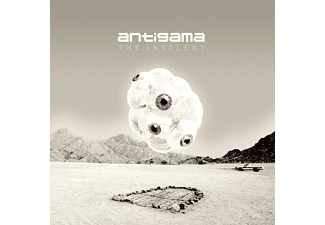 Antigama - The Insolent  - (CD)