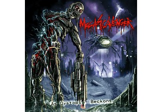 Megascavenger - As Dystopia Beckons  - (CD)