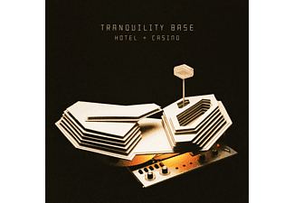 Arctic Monkeys - Tranquility Base Hotel & Casino (Limited Clear LP+MP3)  - (LP + Download)