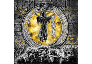 Asphagor - The Cleansing  - (CD)