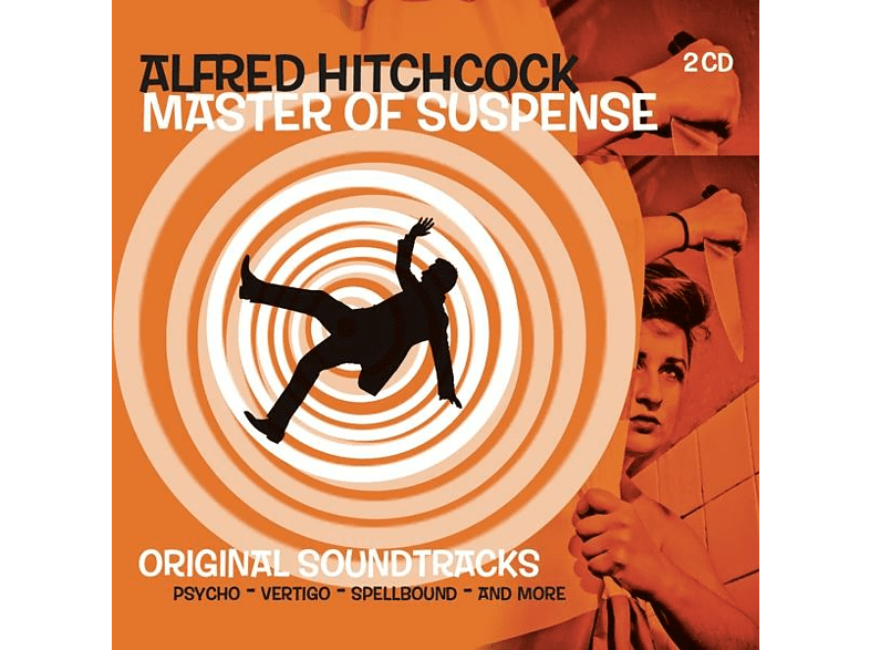Hitchcock Alfred - Alfred Hitchcock-Master Of Suspence [CD]
