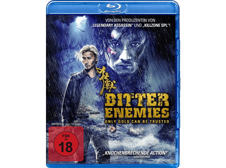 Bitter Enemies [Blu-ray]