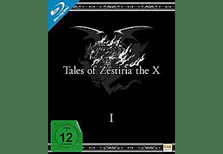 Tales of Zestiria - The X - Staffel 1 Blu-ray