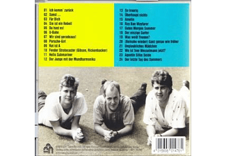 Time Twisters - Guten Morgen Sommer (The Best Of Die Time Twisters  - (CD)