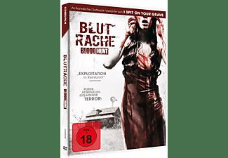 Blutrache - Blood Hunt DVD