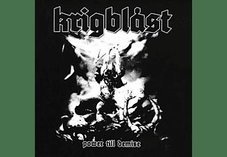 Krigblast - Power Till Demise  - (CD)