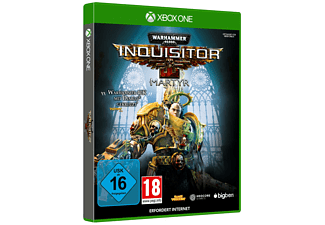 Warhammer 40.000: Inquisitor - Martyr - [Xbox One]