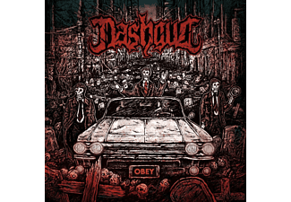 Nashgul - Obey  - (CD)