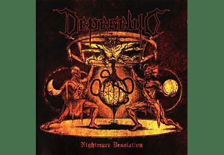 Depeseblo - Nightmare Desolation  - (CD)