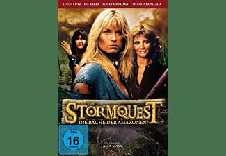 Stormquest - Die Rache der Amazonen DVD